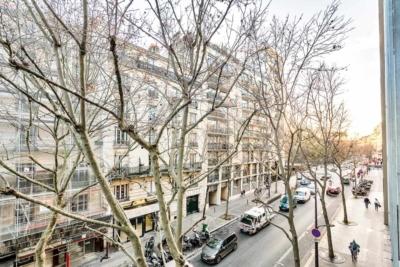 Buttes Chaumont - Appartement 3 pièces